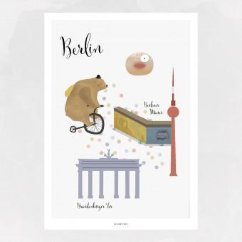 designfeder | Poster Berlin
