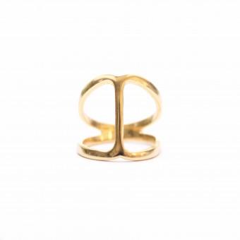 Irene Sator WANATIA RING gold