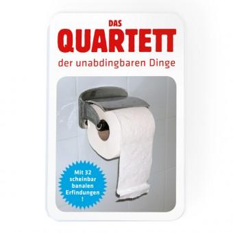 Wolpertingers Warenhaus Quartett der unabdingbaren Dinge