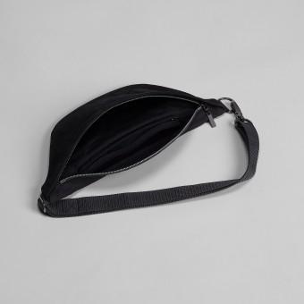 VANOOK – Bauchtasche mit Innentasche Black