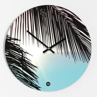 """Amy & Kurt Berlin Wanduhr """"Aloha"""""""
