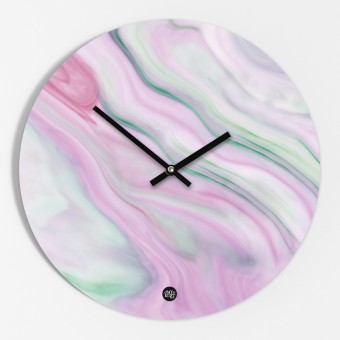 "Amy & Kurt Berlin Wanduhr ""Candy"""