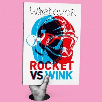"""Rocket & Wink   Whatever """"Rocket vs Wink"""" Artbook   Limited Edition"""