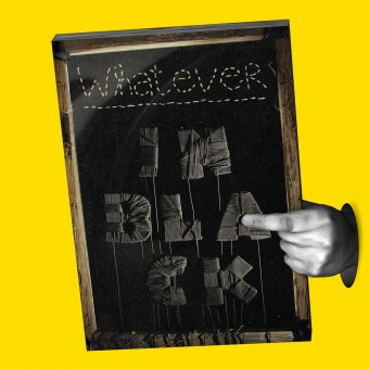 "Rocket & Wink   Whatever ""In Black"" Artbook   Limited Edition"