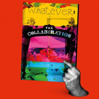 """Rocket & Wink   Whatever """"The Collaboration"""" Artbook   Limited Edition"""