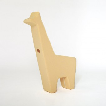 Woof - Spieltier zum Toben - Gerrit la Girafe - einfarbig