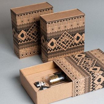 Goldberner Gin  - Geschenkbox(0,5l Flasche)