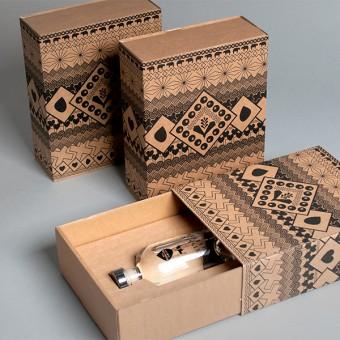 Weisser Pfeffer - Geschenkbox (0,5l Flasche)
