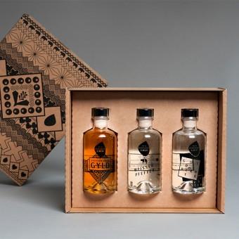 3er - Geschenkset (0,2l Flaschen)