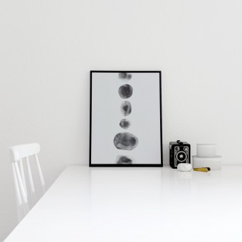 Coco Lapine Design Circular Watercolor