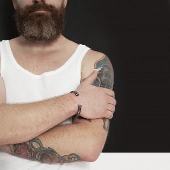 B KREB jewelry Bracelet Oval X