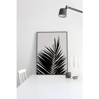 Coco Lapine Design Palm Leaf Print