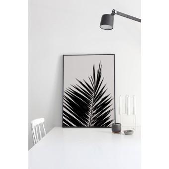 Coco Lapine Design Palm Leaf Print