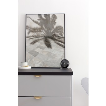 Coco Lapine Design Palm Shadow Print