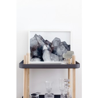 Coco Lapine Design Rose Quartz Print
