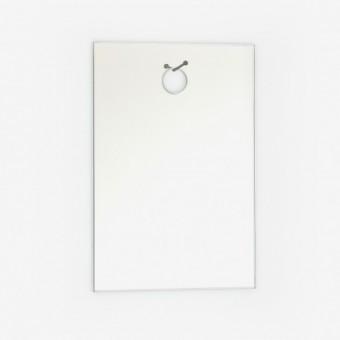 details, produkte+ideen DIN A4 Spiegel (inkl. Nagel)