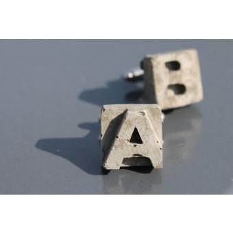betonIDEE anchorete | betonMANSCHETTENKNÖPFE