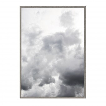 na.hili head in the clouds - A3 Artprint - Poster