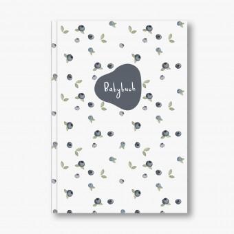 Babybuch - Mein erstes Jahr - Blaubeeren