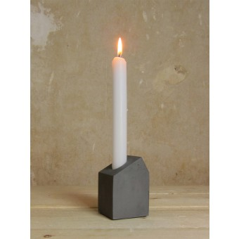 Lalupo Betonbude_Fabrik Kerzenhalter aus Beton