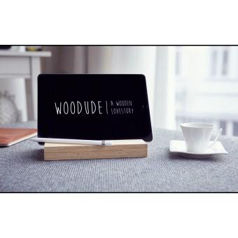 LASSE | iPad Halterung aus Holz | Bicycledudes