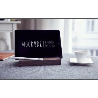 EMIL | iPad Halterung aus Holz | Bicycledudes