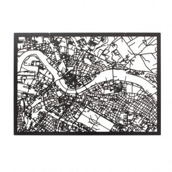 Frau Schneize 3D Stadtplan DRESDEN