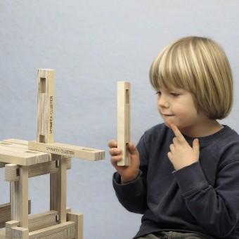 Spinifex Cluster Konstruktionsspiel - 34er Kasten