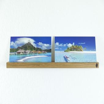 Bilderhalter kadro granda aero, Bildhalterung Wand | Bildhalter aus Holz | Holzbutiq
