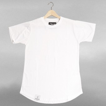 OBSERVED BLANK SHIRT WHITE