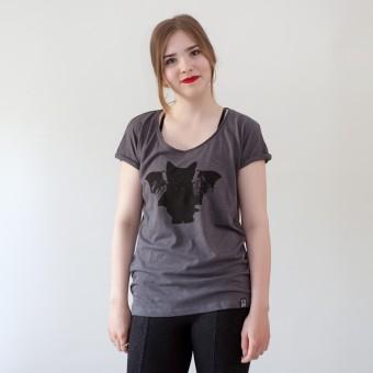 Bon Matin Slub Shirt BatCat