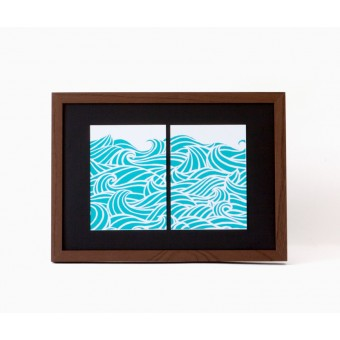 Bon Matin Ozean Postkartenset
