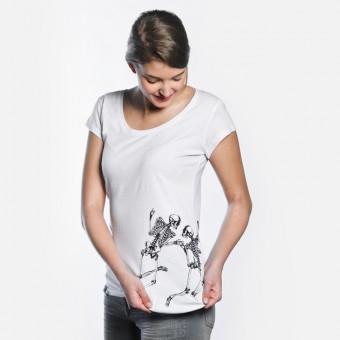Bon Matin Skelette No. 4 Tunic Shirt