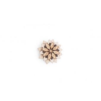 Bellis Flower von BeWooden