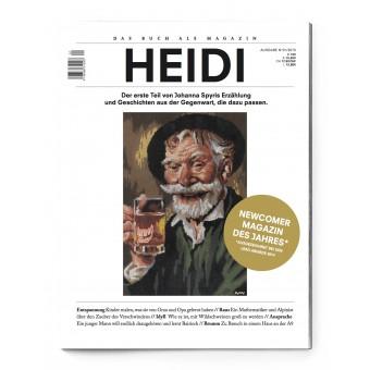 Das Buch als Magazin - Heidi