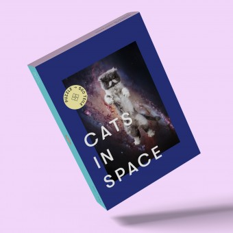 """""""CATS IN SPACE"""" Puzzle #1 (Vorbestellung)"""