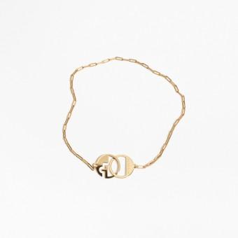 Goldmarlen | Kette Chartres | Choker | Gold