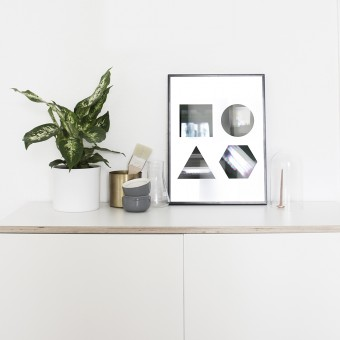 Coco Lapine Design 'On the Move' no.1 print