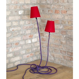 son of nils Climbing Lamp (blau/rot / rot)