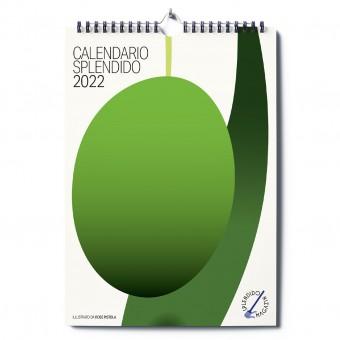 Calendario Splendido 2022