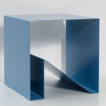 mused - CUBO - light blue