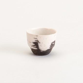 "Raku-Cup ""Ringo"" Typ A – studio.drei"