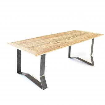 reditum // Tisch mit magnetischen Beinen // lignaro. Patina 2