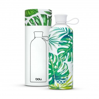 Doli - Tropica - Limited Summer Edition Trinkflasche aus Glas 550ml