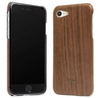 Woodcessories - EcoCase Cevlar - Premium Design Hülle, Case, Cover, Backcover für das iPhone 7 / 8 aus FSC zert. Holz (Walnuss, Kirsche, Bambus)