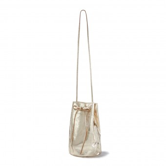 Bucket Bag EBBA von ElektroPulli - Gold
