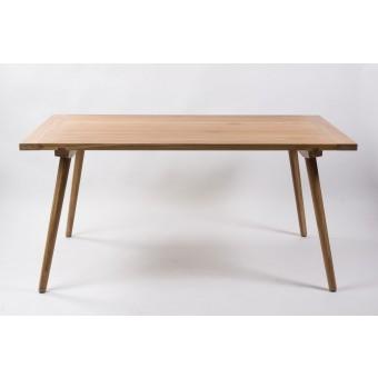 "Tisch ""Nikklas"" aus Eichenholz - Anton Doll Holzmanufaktur"