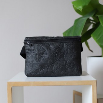 Faix Design – Belt Bag BLACK ON BLACK