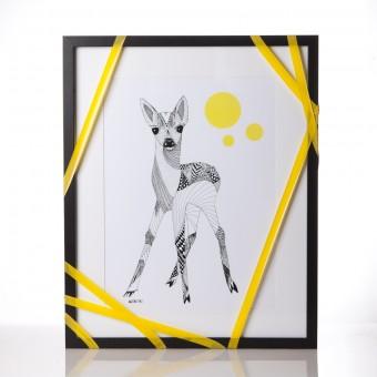 Mooncake – Bambi-Poster