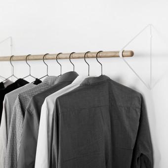 SPRING Garderobensystem (verschiedene Größen) von resultobjects
